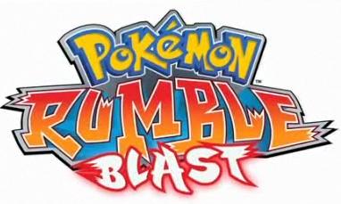 ¡Carátula oficial de Pokémon Rumble Blast! Rumbleblast